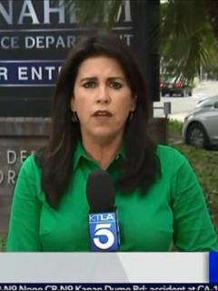 [Video] Burlas a reportera por afirmar (en vivo) que intentó entrevistar a un muerto