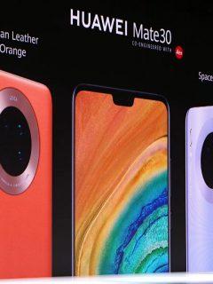¡Potente! Así es el nuevo Mate 30 Pro, la apuesta de Huawei para frenar a Samsung y Apple