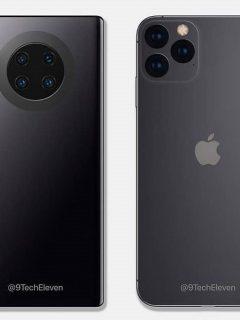 ¿Quién gana: Huawei Mate 30 Pro vs. iPhone 11 Pro?