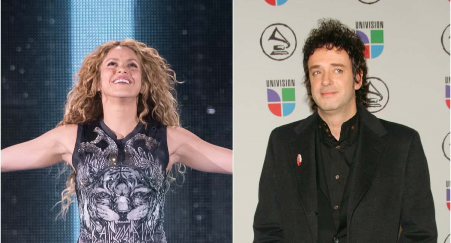Shakira / Gustavo Cerati