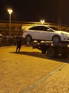 Se fueron al concierto de Fonseca, pero cuando salieron se habían llevado sus carros