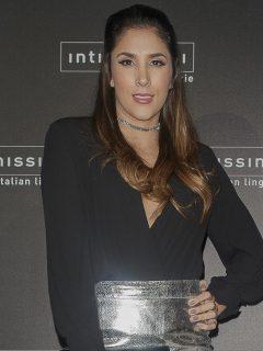 Daniela Ospina comenzó celebración de sus 27 años, tres días antes de su cumpleaños