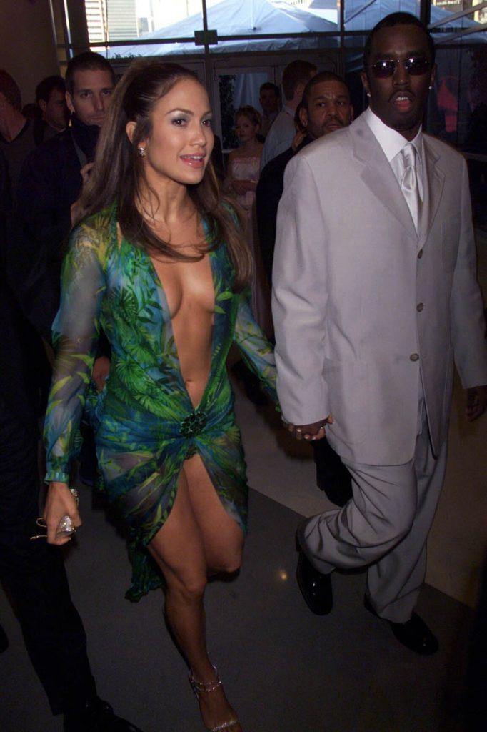Jennifer Lopez y P. Diddy