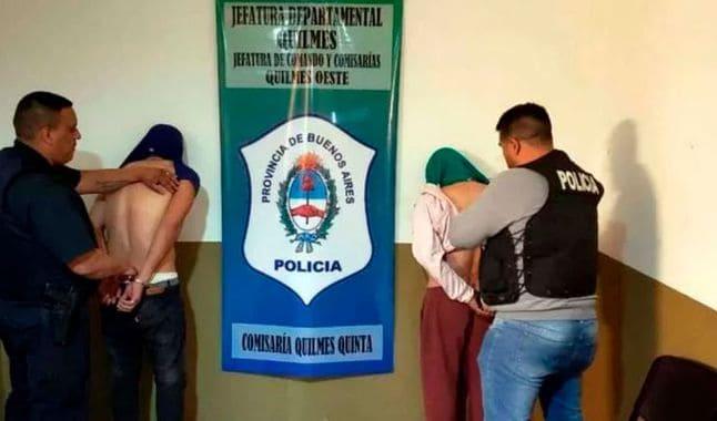 Pastores capturados por abuso en Argentina