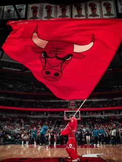 La curiosa (y extraña) imagen sexual que esconde el logo de los Bulls de Chicago