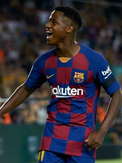 España se avivó y nacionalizó a Ansu Fati, la sensación de 16 años del Barcelona