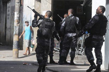Policía de Río de Janeiro
