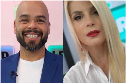 Carlos Vargas y Mary Méndez