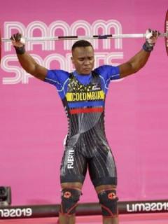 Colombia gana medalla de bronce y suma su tercera presea en Mundial de Pesas