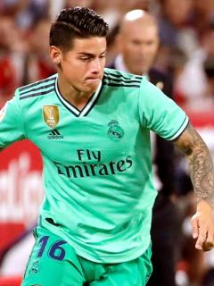 """""""James, el mejor del Madrid"""": hinchas y medios españoles llenan de elogios al colombiano"""