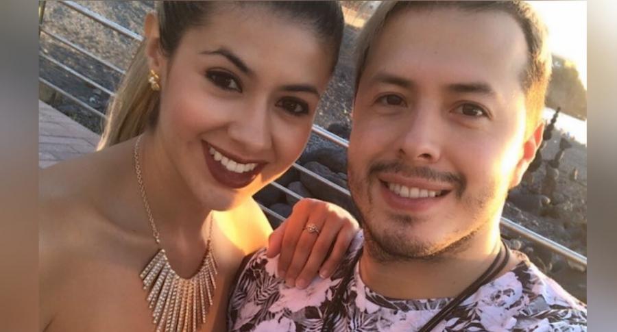 Naela y Mauricio Rivera