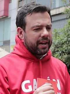 Galán no se calló: ¿se alineó con Petro en polémica de este con Carlos A. Vélez?