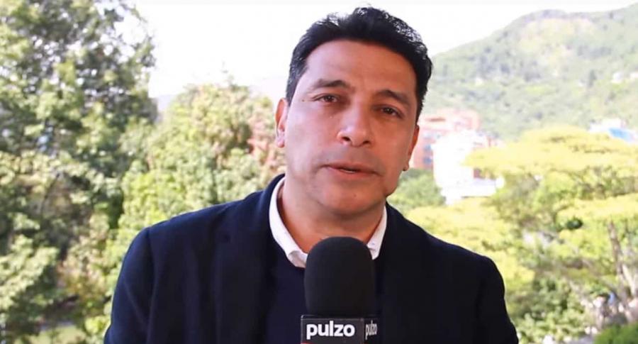 Camilo Cifuentes, imitador.