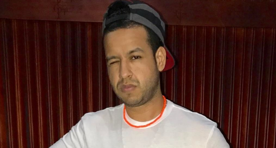 Martín Elías Díaz, cantante.