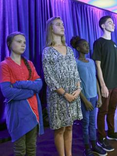 Adolescentes demandan a Francia, Alemania, Argentina, Brasil y Turquía por inacción