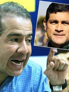Mario Iguarán y Óscar Julián Ruiz