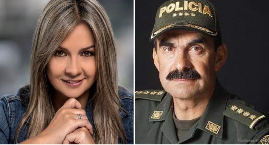 Vický Dávila y Rodolfo Palomino