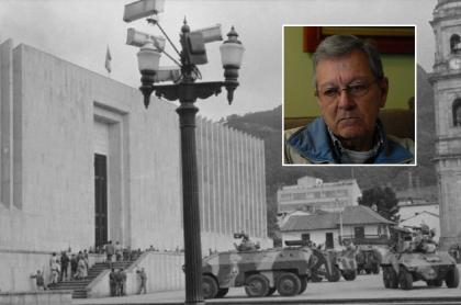 Retoma del Palacio de Justicia y Jesús Armando Arias Cabrales