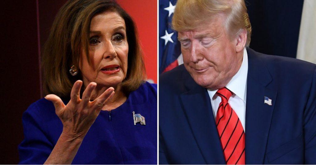 Nancy Pelosi y <a href=