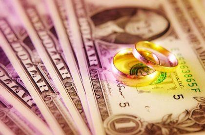 Matrimonio y dinero