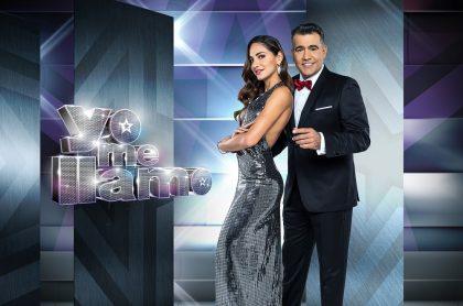 Valerie Domínguez y Carlos Calero, presentadores.