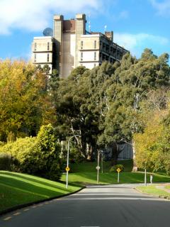 Universidad de Canterbury, en Nueva Zelanda
