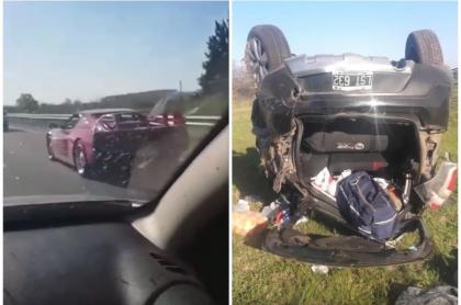 Accidente en Argentina.