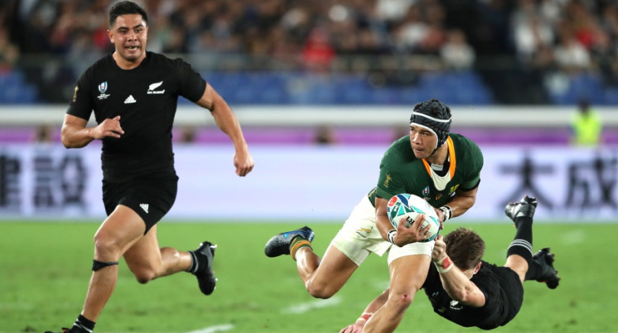 All Blacks Mundial de Rugby 2019