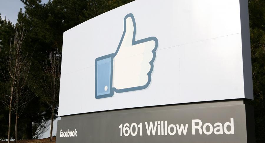 Sede de Facebooc
