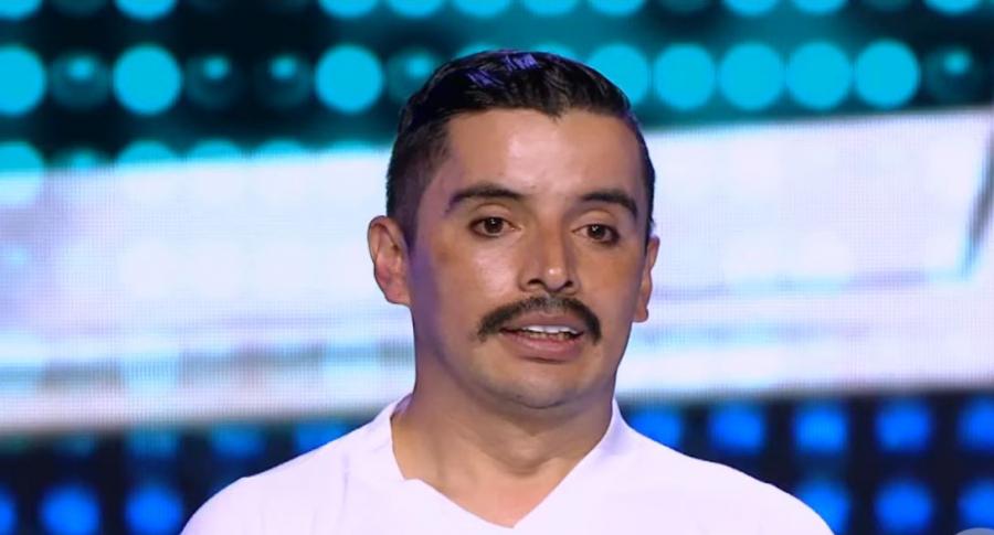 Freddie Mercury de 'Yo me llamo'