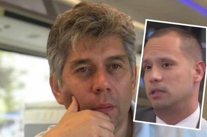 Daniel Coronel y Diego Cadena