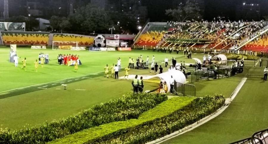 Estadio del Bucaramanga