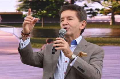 Luis Pérez, gobernador de Antioquia