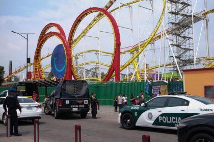La Feria, parque de diversiones en Ciudad de México