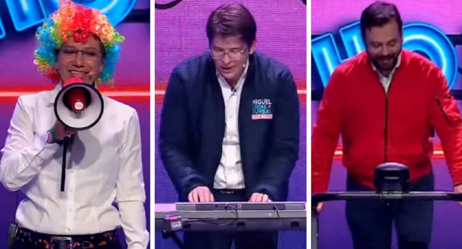Candidatos a Alcaldia de Bogotá