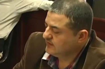 Pablo Hernán Sierra, alias 'Alberto Guerrero'.