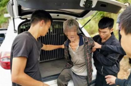 Fugitivo que vivió 17 años como ermitaño.
