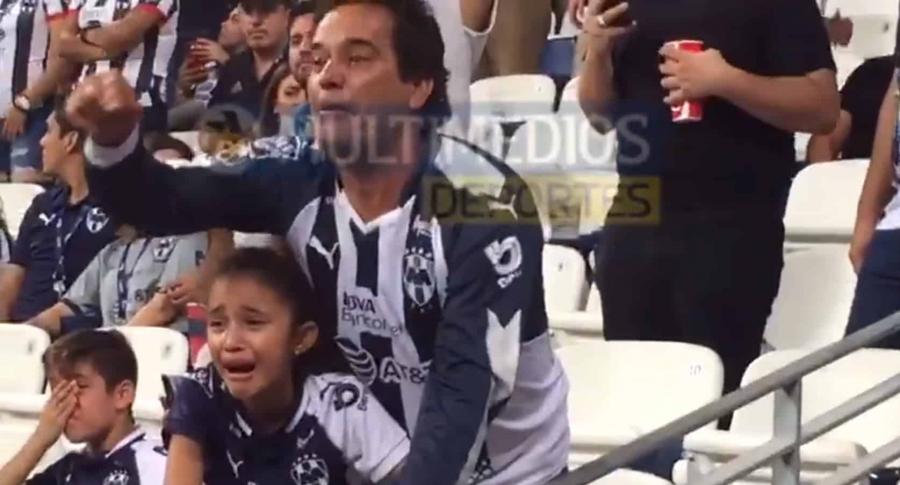 Hinchas del Monterrey