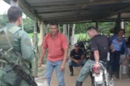 Presencia de Eln en Venezuela