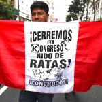 Peruano en marcha