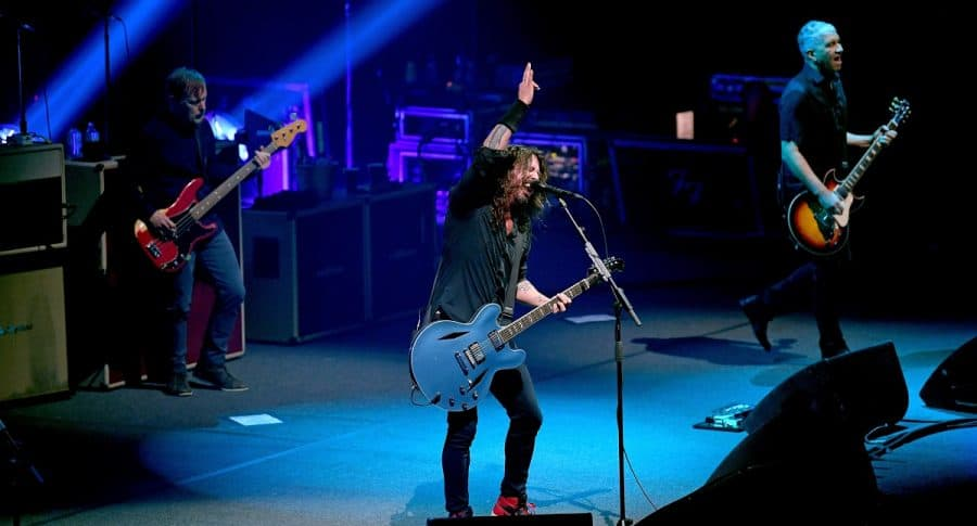 Dave Grohl, de Foo Fighters