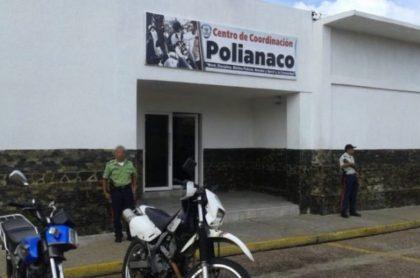 Centro de policía de Anaco