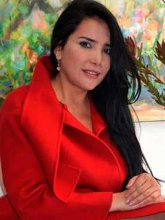 Mientras abogado de Aída Merlano luchaba por rebajar pena, ella se echaba más años encima