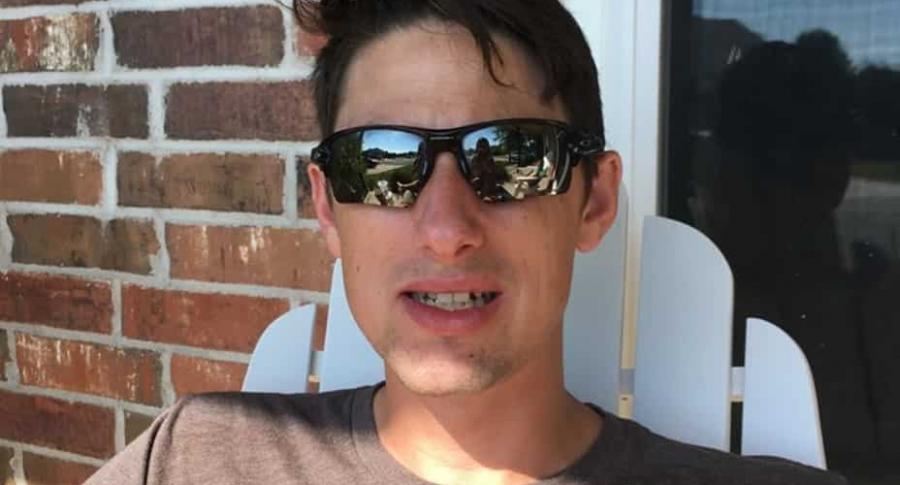 Maratonista que murió por un rayo.