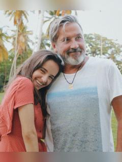 Evaluna y Ricardo Montaner