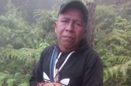 Líder indígena torturado.