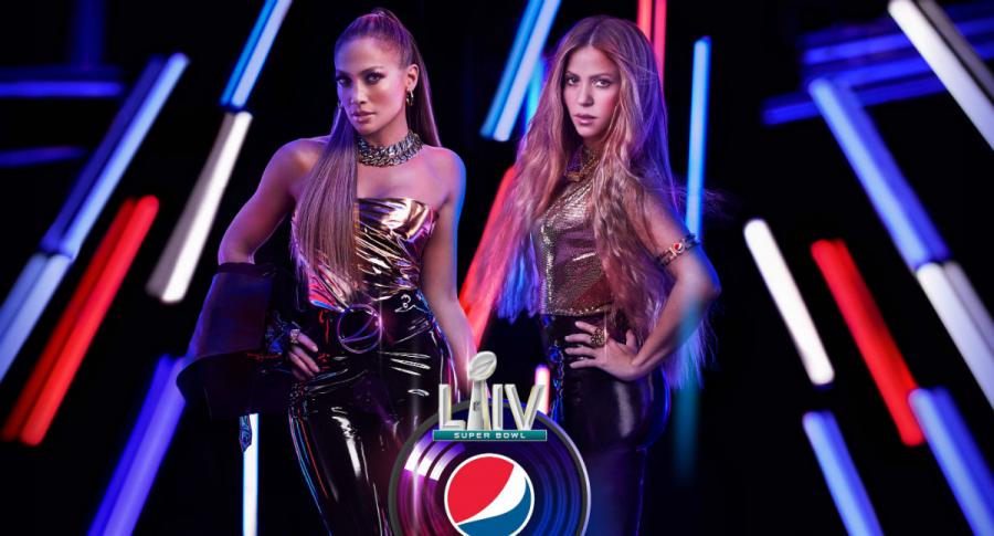 Jennifer Lopez y Shakira
