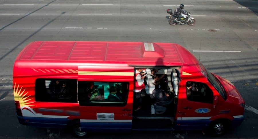 Bus intermunicipal