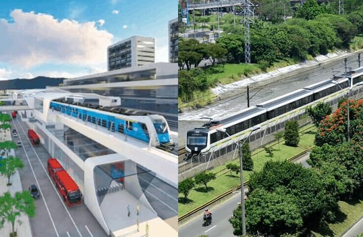 Metro de Bogotá-Metro de Medellín