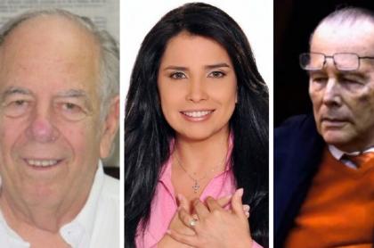 Julio Gerlein, Aída Merlano, Roberto Gerlein